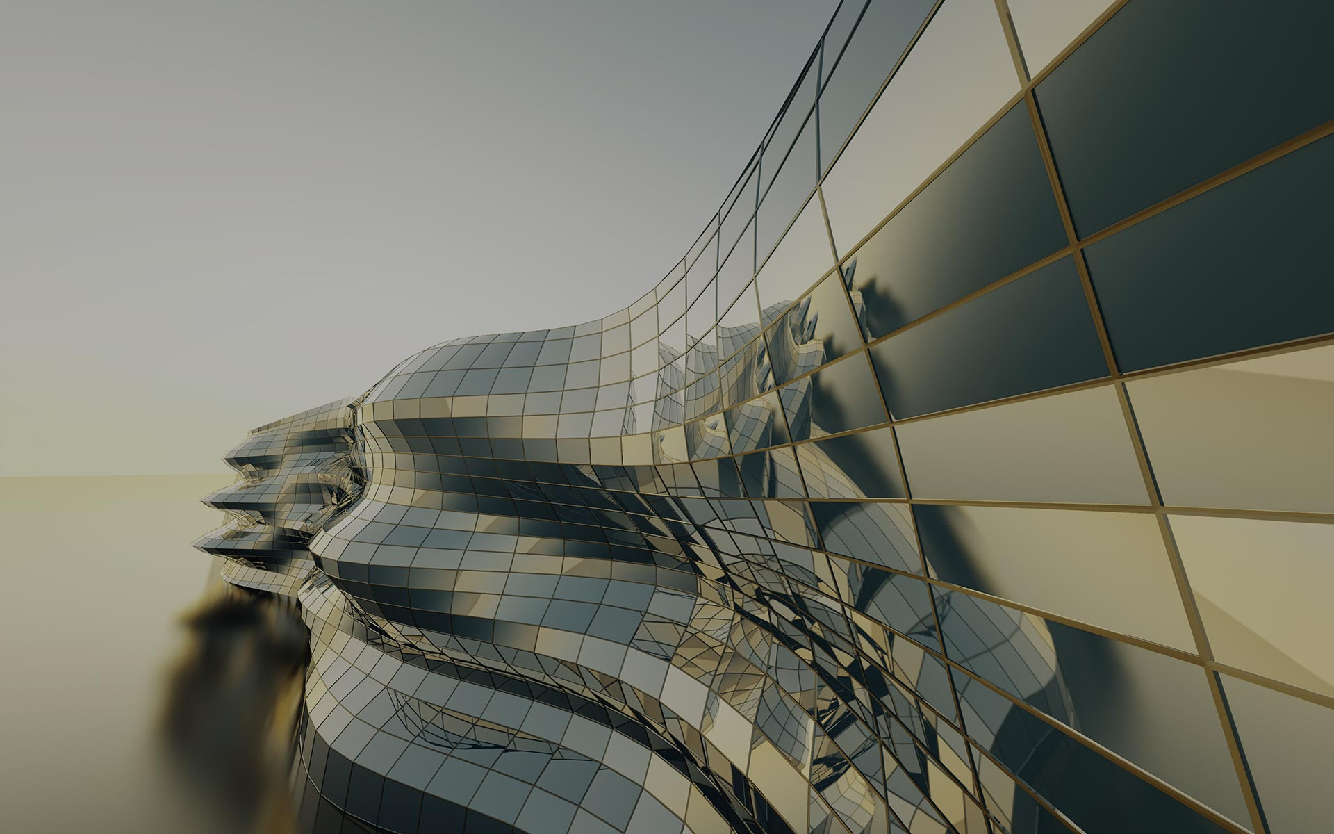 """""""L'architettura altro non è che equilibrio"""""""