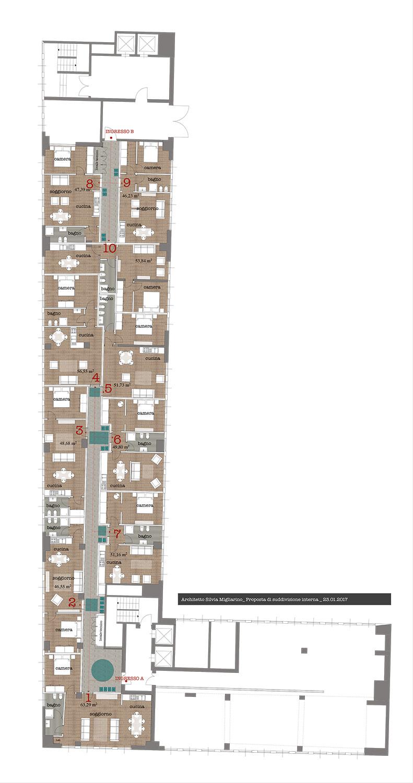 Asti, ristrutturazione, mini alloggi, monolocali, bilocali, arredamento, home staging, Architetto Migliarino Silvia, Geom Bardella, studio, progetto, Architetto Piemonte, Asti
